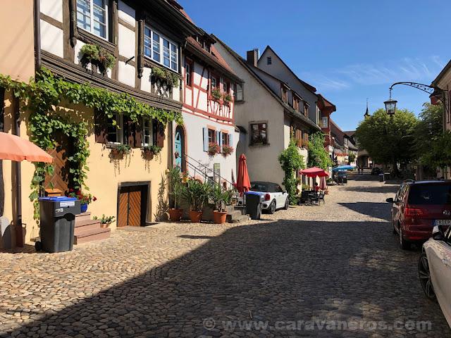 Vogtsburg | Alsacia y la Selva Negra en autocaravana