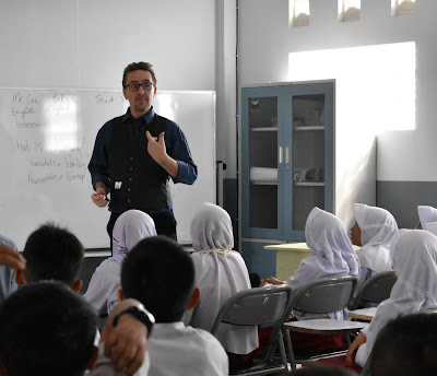 Program Bilingual SD Swasta Terbaik di Bandung