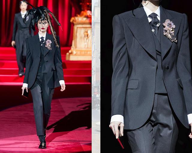 Dolce & Gabbana осень-зима 2019/2020 2