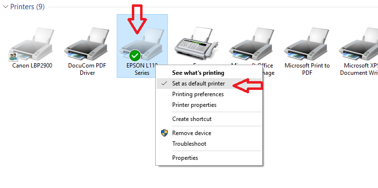 how to connect printer to pc windows 7