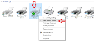 Set as a default printer in windows pc,default printer set,how to set default,color printer,black and white printer,printer error,printer setup,printer setting in windows pc,how to fix printer,default printer not set up,two printer default set,how to set printer as default printer,default printing,most use,daily use printer,printing issues,usb printer,wifi printer,printer page setup,canon,espon,samsung,brother,richo,all printer,show printer