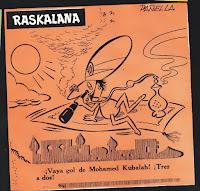 Raskalana, Tio Vivo 1ª nº 2
