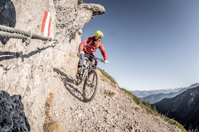Trails Achensee Bike MTB Mountainbike