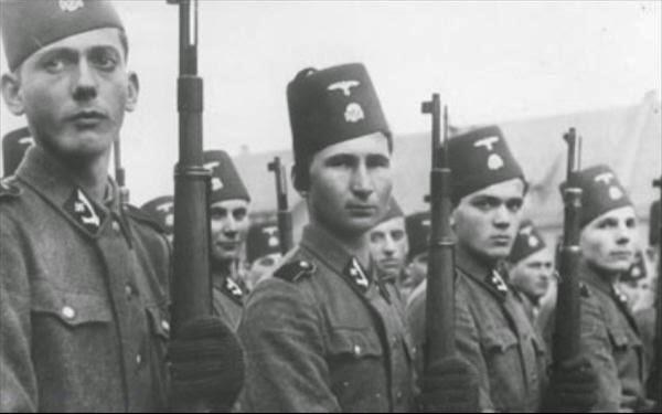 29 Σεπτεμβρίου 1943, τσάμηδες εκτελούν ομαδικά 49 προκρίτους της Παραμυθιάς,  αφού προηγουμένως τους διέταξαν  να σκάψουν μόνοι τους τον τάφο τους.