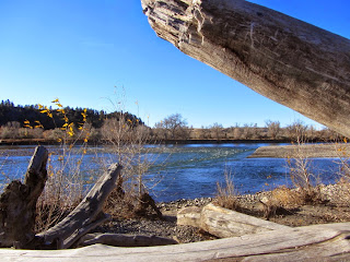 Yellowstone, Riverfront Park, Billings, Montana