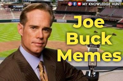 funny joe buck memes and jokes