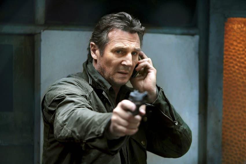 Лиам Нисон снимется в ремейке комедии «Голый пистолет» - он сын Фрэнка Дребина! - 01