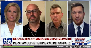 healthcare and education vaccine mandate lawsuits