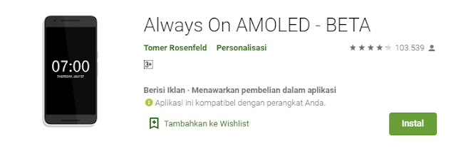 Always On AMOLED BETA - masbasyir.com