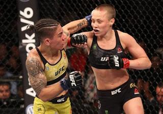 Jessica Ufc Fight