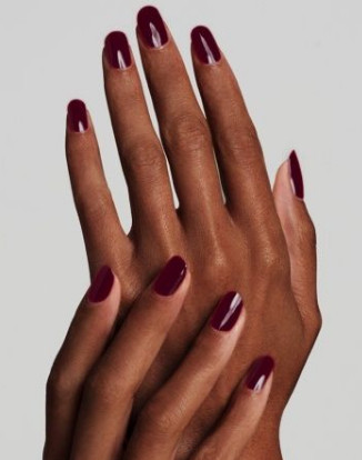 Best Nail Color For Brown Skin