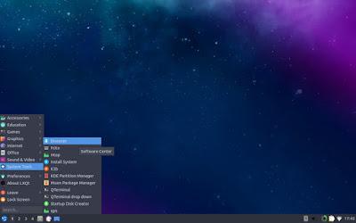 Lubuntu 19.04 LTS