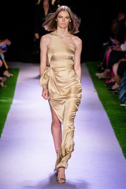 Модное платье весна-лето 2020 25