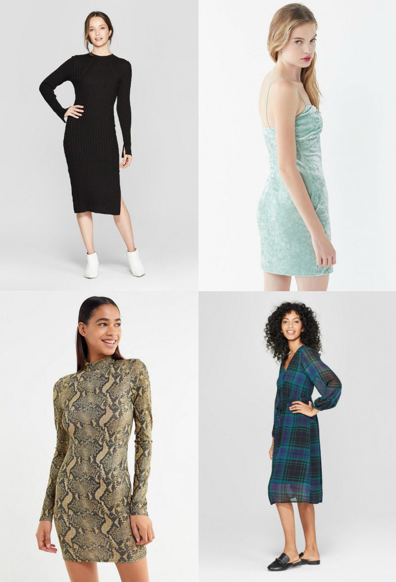 Holiday Dresses at Every Price Point | Organized Mess