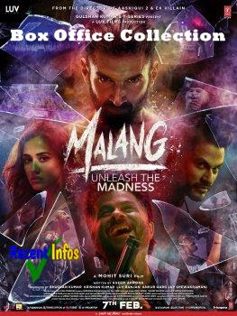 Malang Bollywood Movie Box Office Collection -
