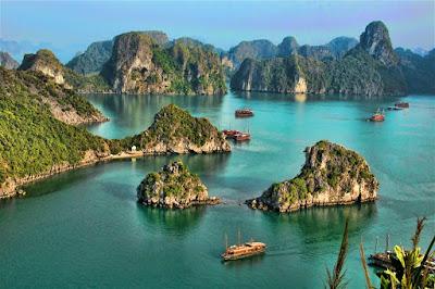 3 Tempat Wisata Favorit di Vietnam yang Wajib Dikunjungi