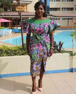 Mercy Johnson's Okojie