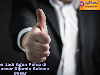 Tips Jadi Agen Pulsa di Makassar Dijamin Sukses Besar