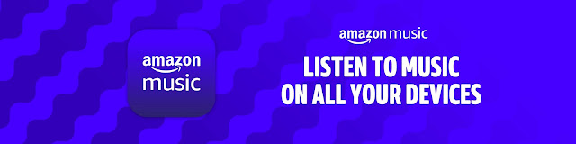 Amazon music app available to stream on your devices
