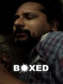 Download Boxed (2021) Movie Hindi 720p 1GB HDRip