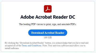 cara mengaktifkan pdf pada laptop