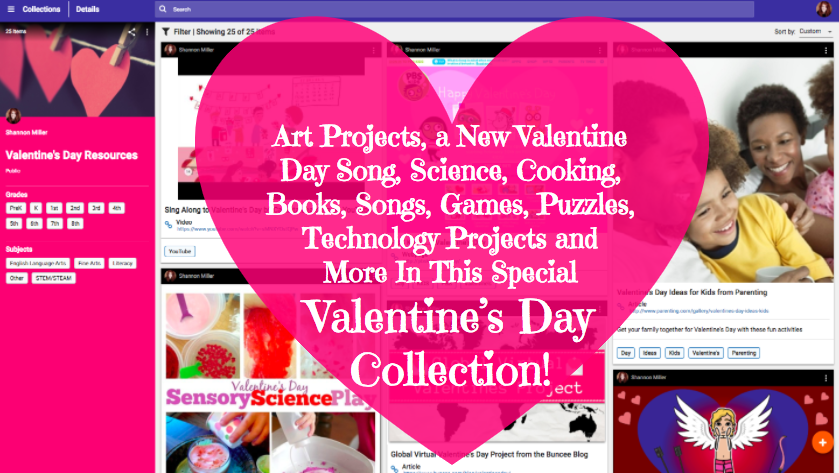 The Library Voice: A Special Valentine\'s Day Collection Filled ...