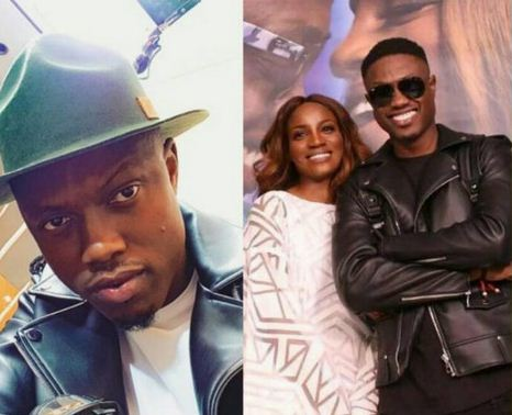 nigerian rapper, vector and seyi shay in a movie