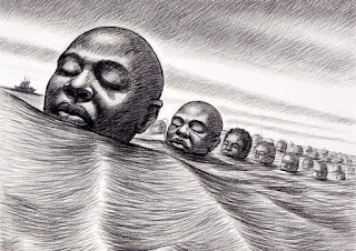 Today In History, Igbo Landing Story Took Place, With 75 Igbo Slaves Thrown To The Sea