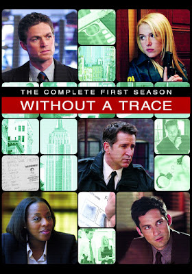 Without a Trace (TV Series) S01 DVD R2 PAL Spanish 8DVD