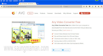 Any Video Conferter Gratis