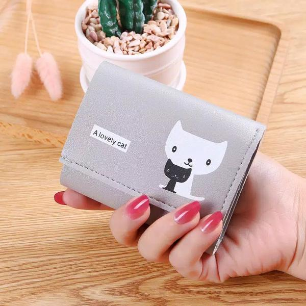 Dompet A Lovely Cat TS-060