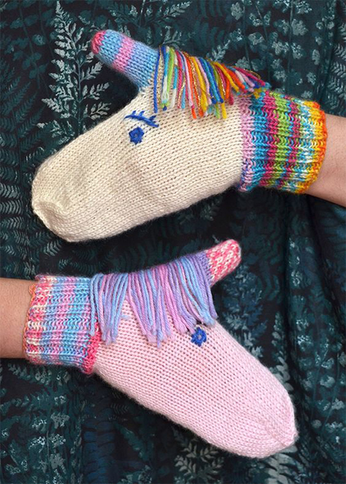 Fun Mitten and Glove Knitting Patterns
