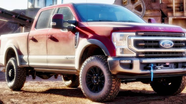 2020 Ford F-350 Super Duty Tremors