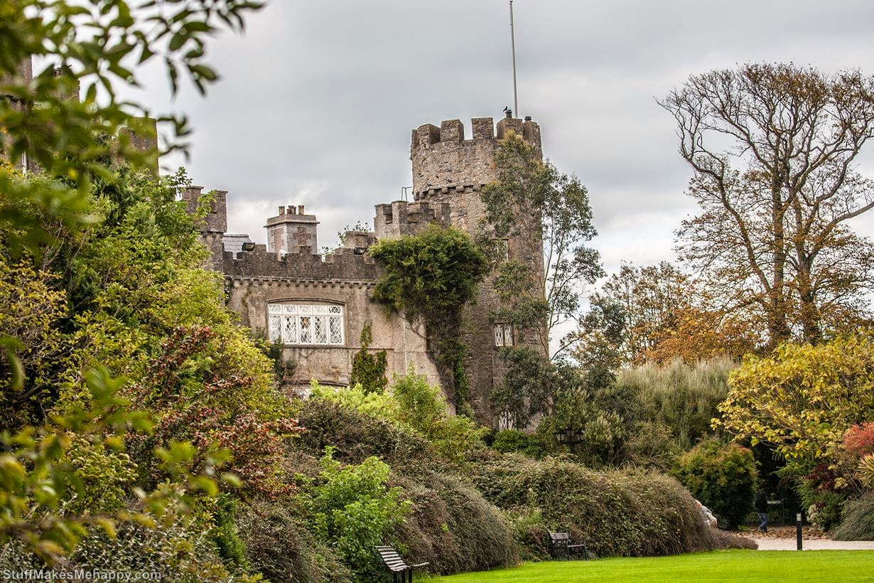 Malahide Castle - Photo by William Murphy
