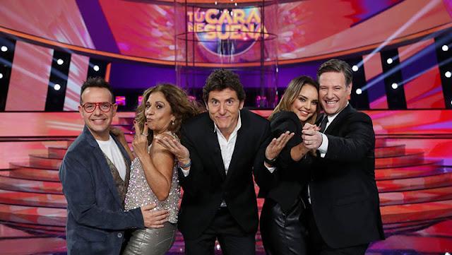 Antena 3 estrena la octava temporada de 'Tu cara me suena'
