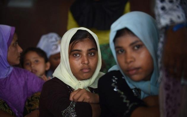 Terjadi Peningkatan Penjualan Gadis Rohingya di Luar Negeri