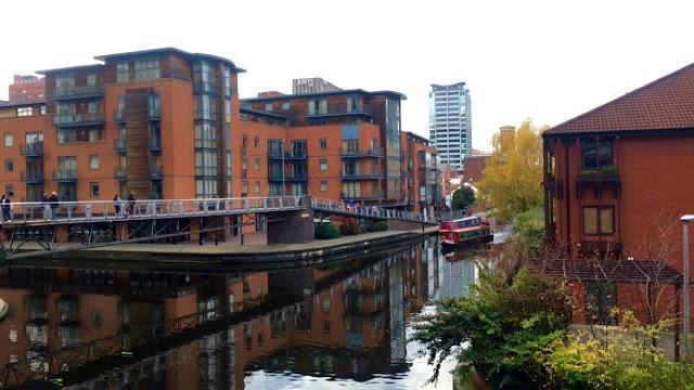 Birmingham Social Gas Street Basin