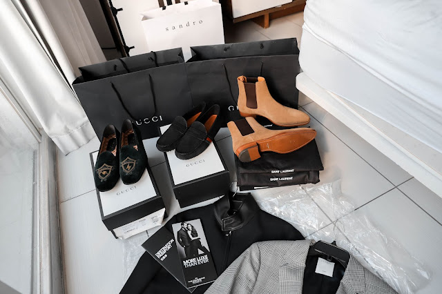 Gucci, Saint Laurent, Sandro Outlet Deals