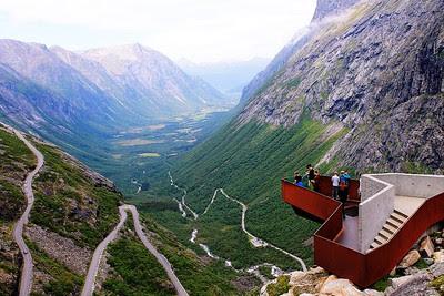 Trolltunga Norge