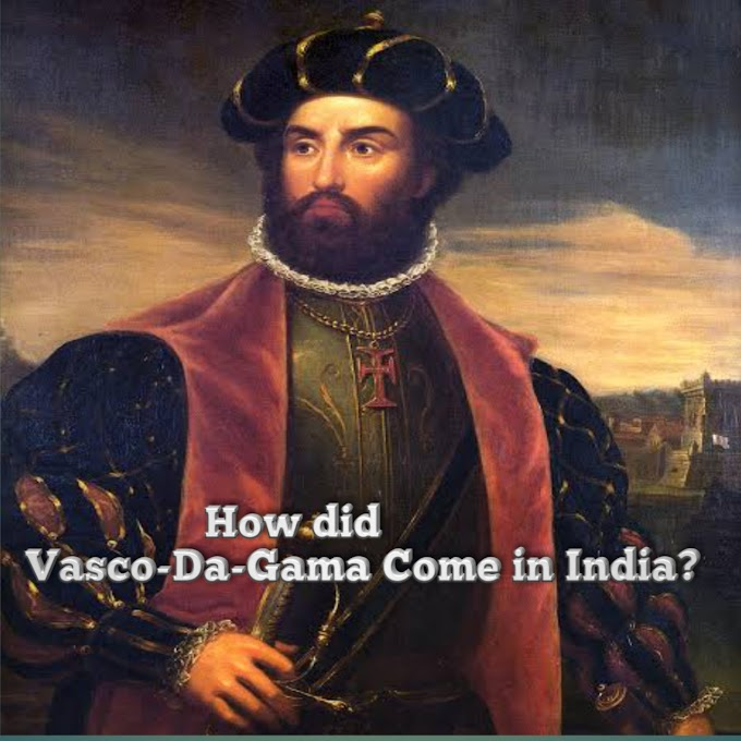 How did vasco Da Gama come to India?