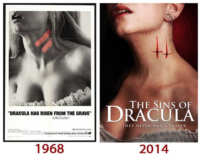 10 pósters de películas de terror copiados (Parte 7)