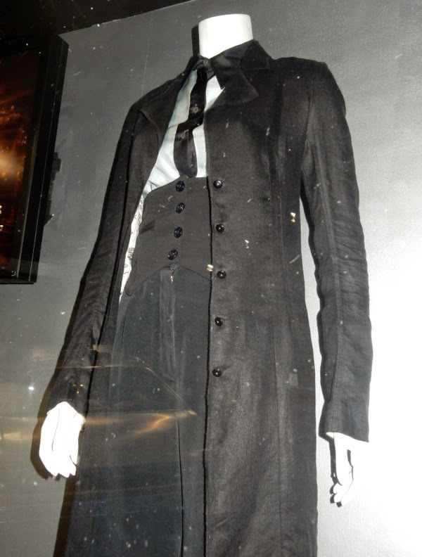 HG Wells Warehouse 13 costume