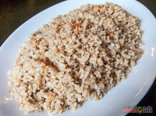 Vittorio's Steakhouse, Tomas Morato, Timog, Quezon City, steak rice