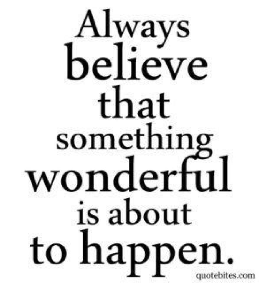 Life Wonderful Quotes: Serenity: Happy Thought