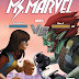 Ms. Marvel - #14 (Cover & Description)