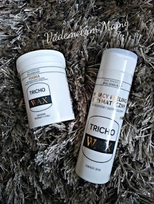 TRICHO WAX - specjalistyczna seria do włosów od marki PILOMAX