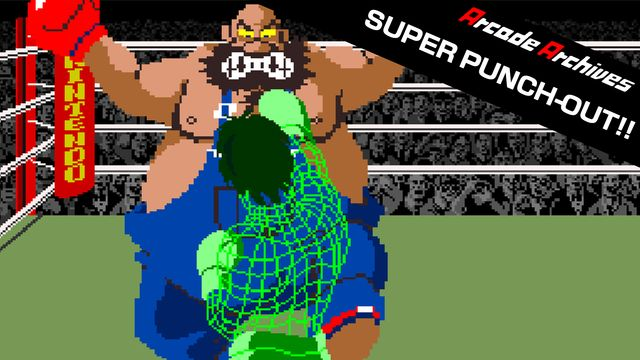 Arcade Archives SUPER PUNCH-OUT v1.0 NSP XCI For Nintendo Switch