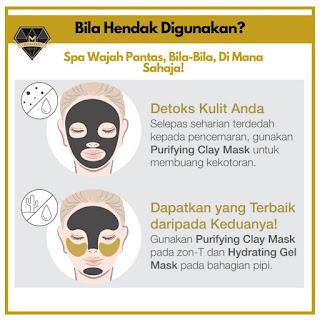 pilih masker