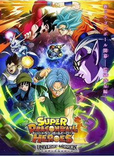 Dragon Ball Heroes Episode 01 Sub Indo