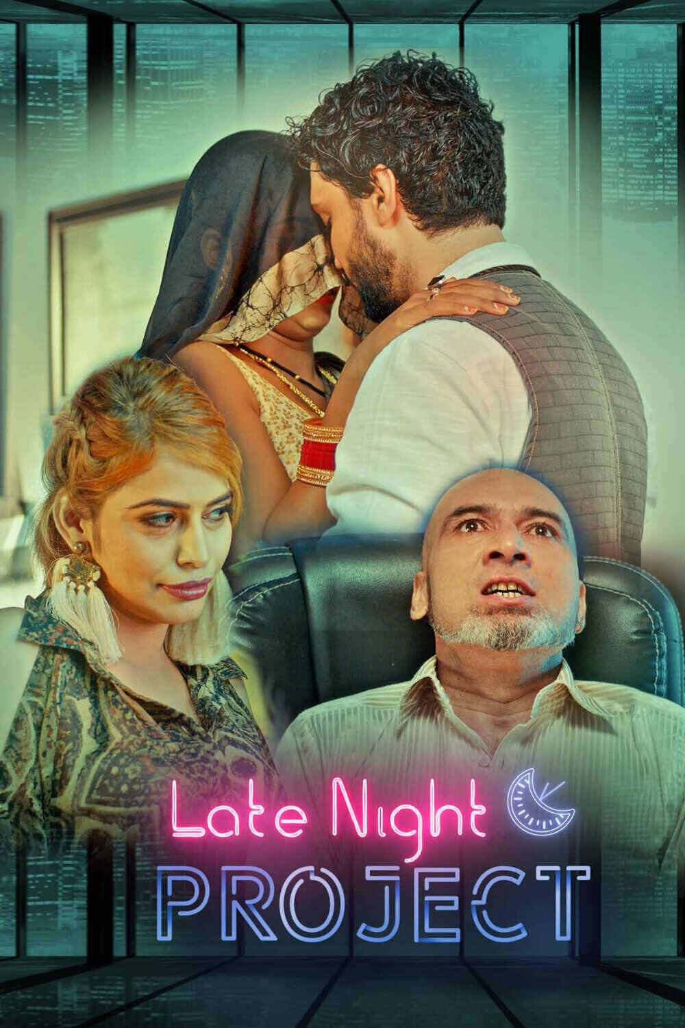 Late Night Project Part 2 2020 S01 KooKu Hindi Complete Web Series 720p HDRip 350MB Download